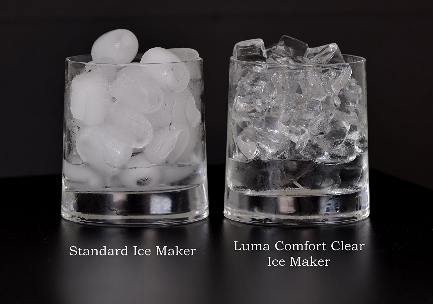Luma Comfort IM200SS Portable Clear Ice Maker Review (2018)